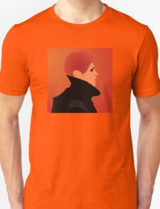 Jerome Newton —David Bowie, Low, Man Who Fell to Earth T-Shirt