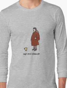 cup and chaucer Long Sleeve T-Shirt
