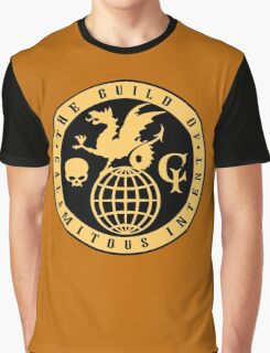 The Venture Brothers - Guild of Calamitous Intent Graphic T-Shirt