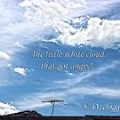 The little white cloud that got angry!!  by Ozcloggie