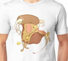 Hawaiian Cheese-Stuffed Crust Pizza Unisex T-Shirt