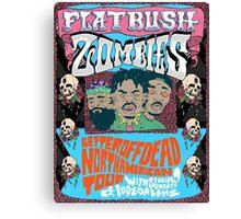 flatbush zombies 2 Canvas Print