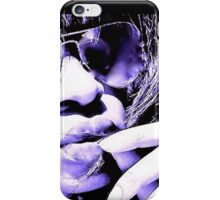 'BALCONY IN PARIS' *PURP ON PURP* iPhone Case/Skin