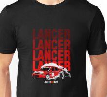LANCER EVO VI - Tommi Makinen Unisex T-Shirt