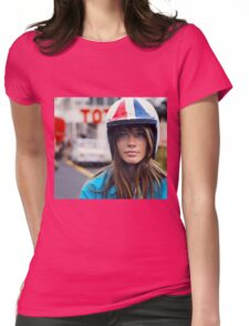 Françoise Hardy - Grand Prix Womens Fitted T-Shirt