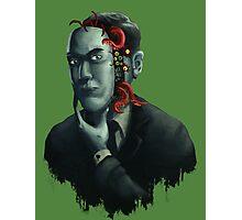 H.P. Lovecraft Photographic Print
