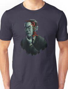 H.P. Lovecraft Unisex T-Shirt