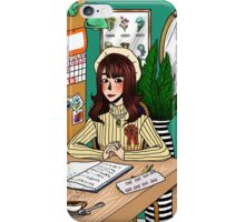 Office Space (color) iPhone Case/Skin