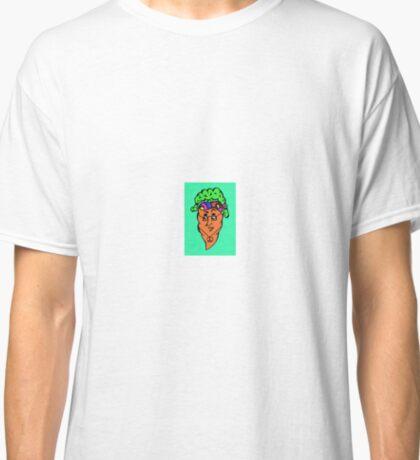 Hippie Carrot Classic T-Shirt