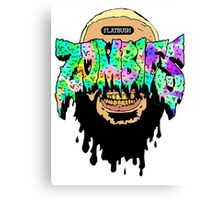 flatbush zombies 4 Canvas Print