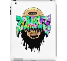 flatbush zombies 4 iPad Case/Skin