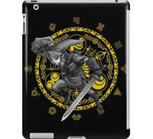 Legend of Zelda Twilight Princess - Link - Gate of Time iPad Case/Skin