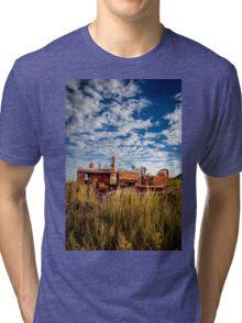A little behind on the work.... Tri-blend T-Shirt