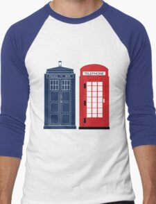 Dr. Who Phone Booth T-Shirt