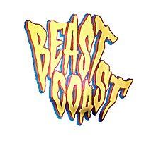 beast coast Photographic Print