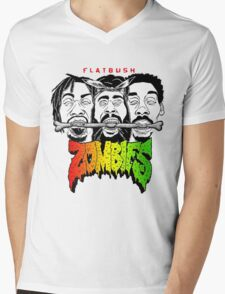 flatbush zombies 6 Mens V-Neck T-Shirt