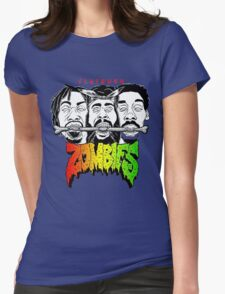 flatbush zombies 6 Womens Fitted T-Shirt