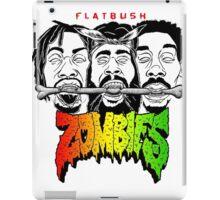 flatbush zombies 6 iPad Case/Skin