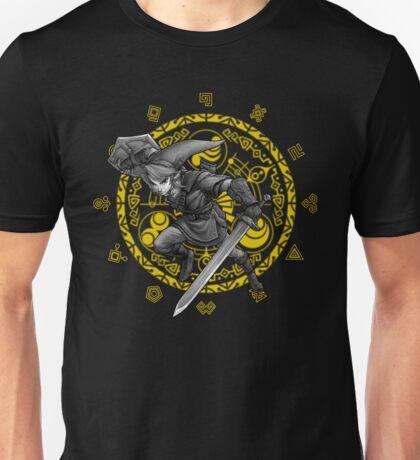 Legend of Zelda Twilight Princess - Link - Gate of Time Unisex T-Shirt