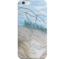 Leafless Tree. iPhone Case/Skin