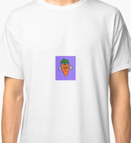 Steamed Carrot Classic T-Shirt