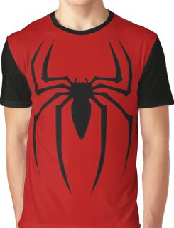 Spiderman Logo Graphic T-Shirt