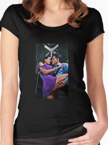 Stolen Romance Women's Fitted Scoop T-Shirt