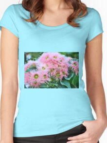 GUM TREE BLOSSOMS Women's Fitted Scoop T-Shirt