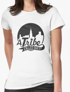 a tribe cq 2 Womens Fitted T-Shirt
