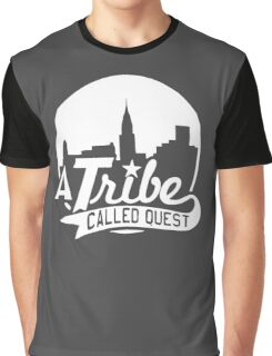 called quest Graphic T-Shirt