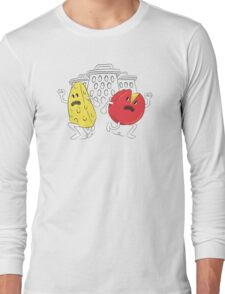 Revenge of the Space Graters Long Sleeve T-Shirt