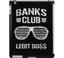 Banks Club iPad Case/Skin