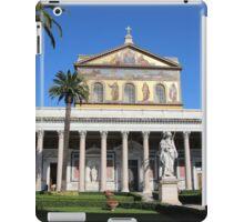Papal Basilica of St. Paul iPad Case/Skin