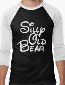 silly old bear 4 Men's Baseball ¾ T-Shirt