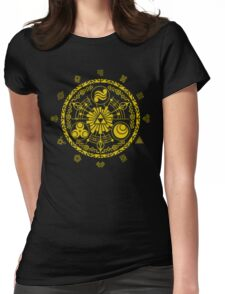 Legend of Zelda Gate of Time Womens Fitted T-Shirt