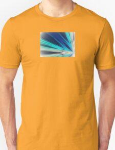 Blue Sun Rays T-Shirt