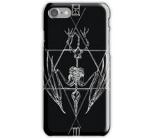 CREATURE SKELETON iPhone Case/Skin