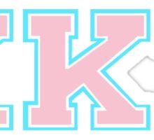 Kappa Kappa Tau Sticker