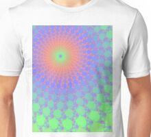 Fractal Honeycomb Unisex T-Shirt