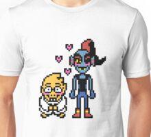 Undertale - Alphys and Undyne Unisex T-Shirt