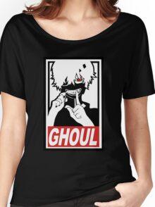 Kaneki - Tokyo Ghoul  Women's Relaxed Fit T-Shirt