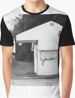 Auburn, NY - Drive-In Theater Graphic T-Shirt