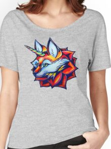 Foxicorn Women's Relaxed Fit T-Shirt