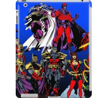 X-Men Acolytes iPad Case/Skin