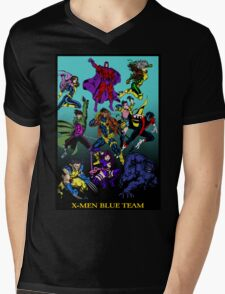 X-Men Blue Team T-Shirt