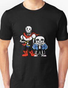 Undertale - Sans and Papyrus T-Shirt