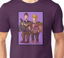Beavis & Butthead Bebop & Rocksteady Unisex T-Shirt