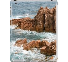 Beach Rocks Australia Pinnacles iPad Case/Skin