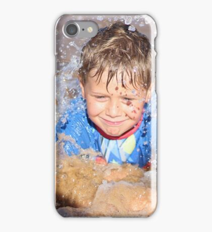 When nature wins iPhone Case/Skin