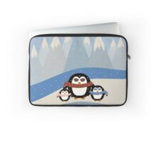Cute Penguins Laptop Sleeve